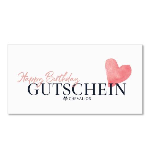 Gutschein Schabracke Abschwitzdecke Reitsportgeschäft Happy Birthday